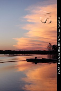 CSSS231-Bundoora-Dam-Qld-sunset