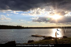 CSSS233-Bundoora-Dam-Qld-sunset