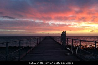 CSSS281-Haslam-SA-Jetty-at-sunset