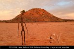CSSS284-Lake-Ballard-WA-Antony-Gormley-sculpture-at- sunrise
