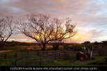 CSSS289-Kweda-Bulyee-WA-wheatbelt-sunset-over-sheep-yards