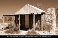 MB153-Skytrek,-Willow-Springs-Station-SA-Old-Moxans-Hut