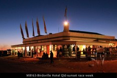 MB163-Birdsville-Hotel-Qld-sunset-race-week