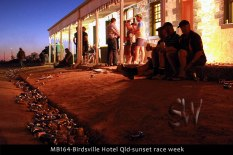 MB164-Birdsville-Hotel-Qld-sunset-race-week