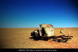 MM167-Mt-Barry-Station-SA-old-wreck