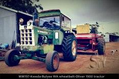 MM197-Kweda-Bulyee-WA-wheatbelt-Oliver-1900-tractor