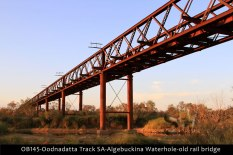 OB145-Oodnadatta-Track-SA-Algebuckina-Waterhold-old-rail-bridge