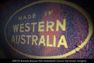 OB170-Kweda-Bulyee-WA-wheatbelt-Clover-harvester-insignia