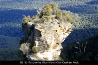 RS153-Katoomba-Blue-Mtns-NSW-Orphan-Rock