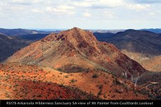 RS179-Arkaroola-Wilderness-Sanctuary-SA-view-of-Mt-Painter-from-Coulthards-Lookout