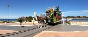 Victor Harbour Horsedrawn Tramway