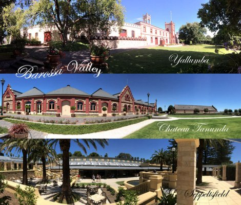 Barossa Wineries
