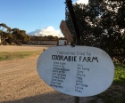 Fun sign, Coorabie Farm, SA