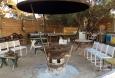 Huge firepit, Coorabie Farm, SA