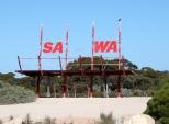 SA-WA Border