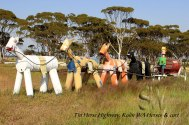 Tin-Horse-Highway,-Kulin-WA-Horses-and-Cart