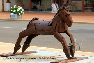 Tin-Horse-Highway,-Kulin-WA-Pile-Of-Points