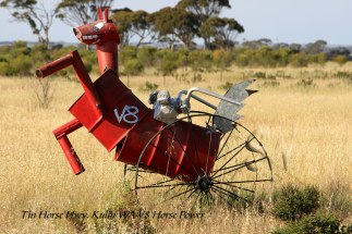 Tin-Horse-Highway,-Kulin-WA-V8-Horse-Power