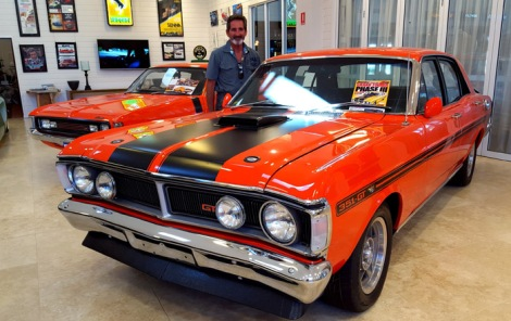 Aravina Estate - cool cars