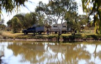 Campsite Bilyuin Pool