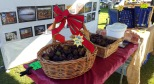 Sold heaps of figs at my stall Xmas