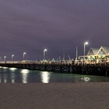 Busselton Jetty twilight