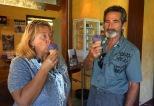 Cape Lavender - lavender ice cream!
