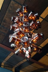 Growler Lights, Colonial Brewery