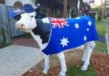 Cowaramup local, Australia Day