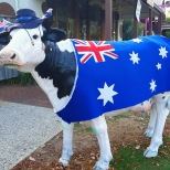 Cowaramup local, Australia Day