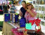 My market stall in Busselton