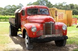 The Red Truck landmark,Island Brook Estate