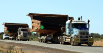 Wide loads, Mt Magnet