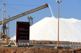 Salt pile, Port Hedland