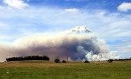 Bushfire near Manjimup