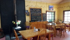 Inside tearoom-Porongurup Shop & Tearoom