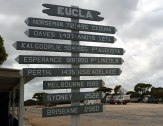 Eucla-distance-sign