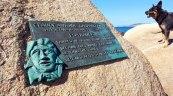 Great Ocean Drive-Picnic Beach-plaque