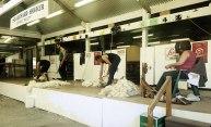 Clare Show - Shearing demo