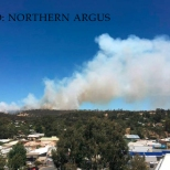 View from Lookout in Clare looking west - Photo Northern Argus