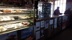 Inside the Birdsville bakery