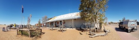 The iconic Birdsville Bakery