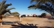 Car park camp area Marree Hotel