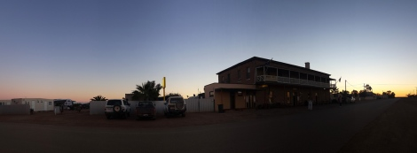 Sunset Marree Hotel