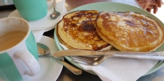 Saddleworth Cafe-Pancakes & coffee