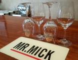 Mr Mick tastings