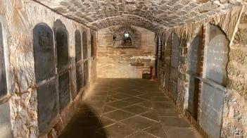 Sevenhill St Aloysius Church Crypt