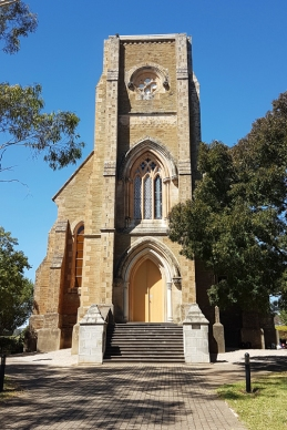 Sevenhill St Aloysius Church