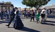 Moonta-Street parade characters
