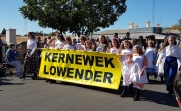 Moonta-Kernewek Lowender street parade